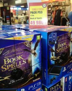 Book of spells in Noumea