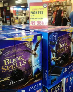 Book of spells in Noumea